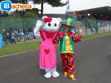 Immagine 2 - Animazione clown Livorno