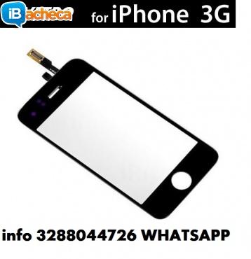 Immagine 1 - Vetro iphone 3 apple touc