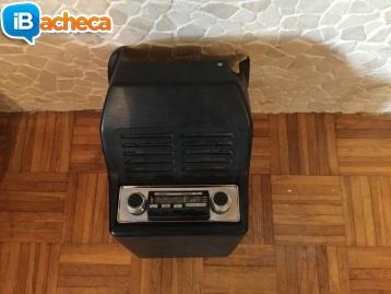Immagine 1 - Consolle radio Renault4