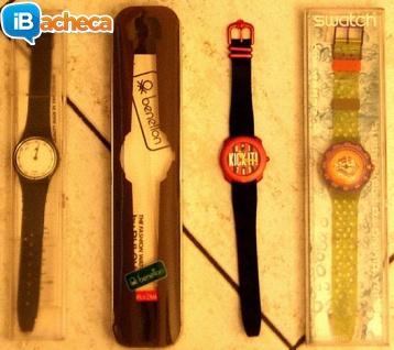 Immagine 3 - Orologi Swatch e Benetton