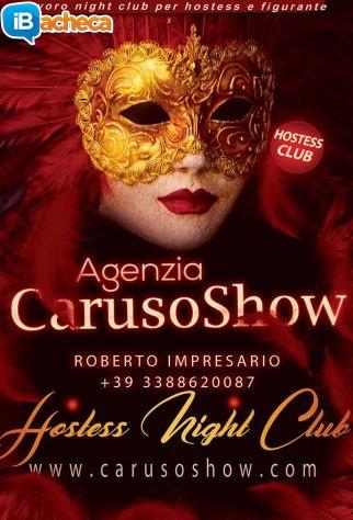 Immagine 1 - Hostess lavoro roma club