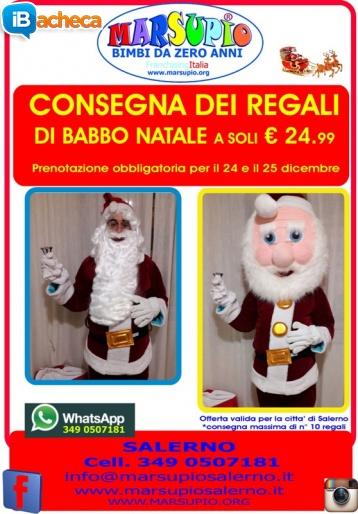 Immagine 1 - Consegna Babbo Natale