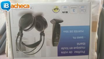 Immagine 1 - Cuffie wireless stereo