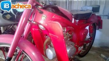 Immagine 1 - Moto Caproni Capriolo