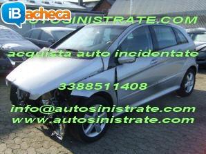 Immagine 1 - Auto incidentate compro