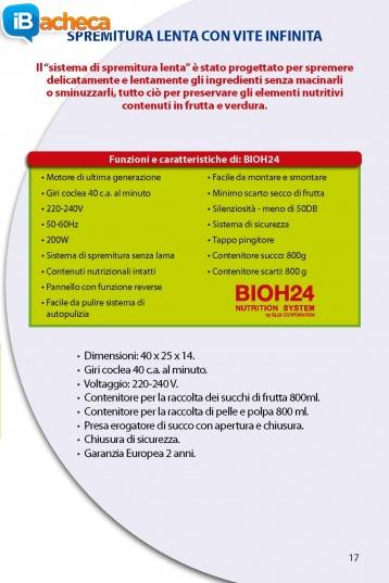 Immagine 2 - Centrifuga bioh24