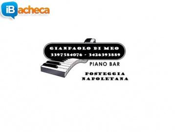 Immagine 1 - Piano bar e Posteggia