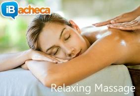 Immagine 1 - Massaggi rilassanti