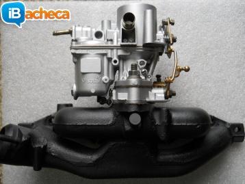 Immagine 2 - Collettore+carburatore R4