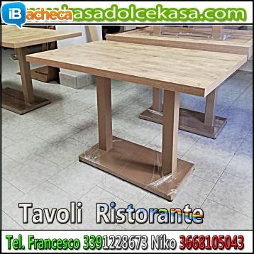 Immagine 4 - Tavoli bar Ristorante 59