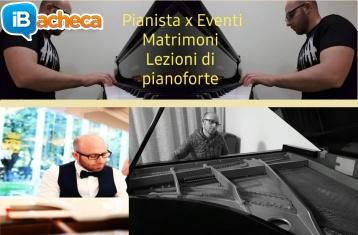 Immagine 1 - Lezioni di pianoforte