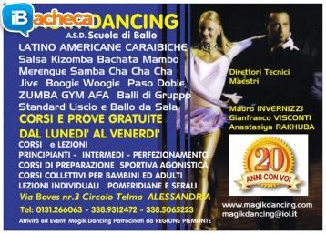 Immagine 1 - Magik Dancing Alessandria