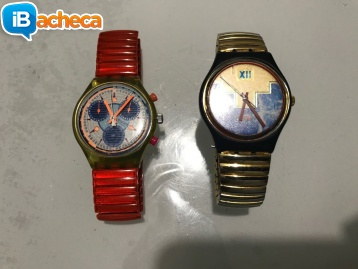 Immagine 1 - Orologio Swatch