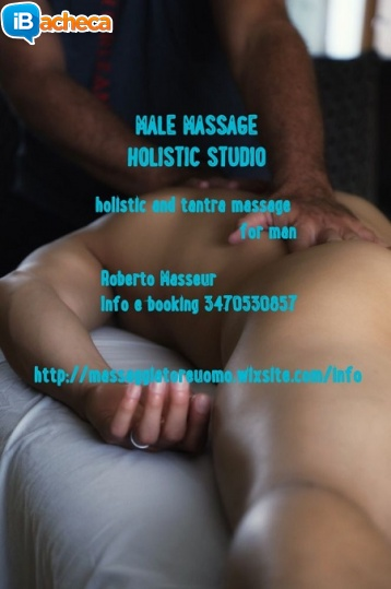 Immagine 3 - Massaggiatore uomo