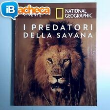 Immagine 1 - I Predatori della Savana