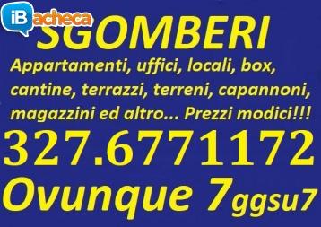 Immagine 1 - Roma Sgomberi Economici 7