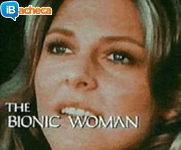 Immagine 1 - La Donna Bionica in dvd