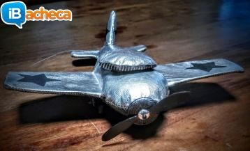 Immagine 4 - Airline cloth aerei pezza