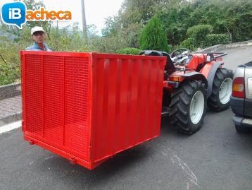 Immagine 1 - Cesto per trattore