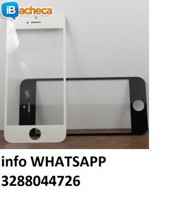 Immagine 1 - Vetro per iphone 6 vari c