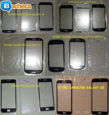 Immagine 2 - Vetro per iphone 6 vari c