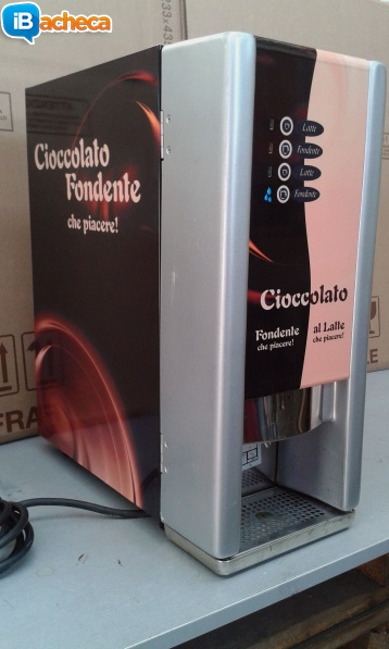 Immagine 4 - Cioccolatiera