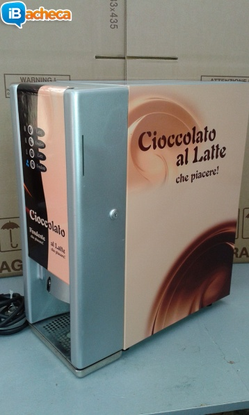 Immagine 5 - Cioccolatiera