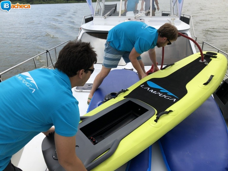 Surf a motore 50 km h - Tavola da surf con motore ...