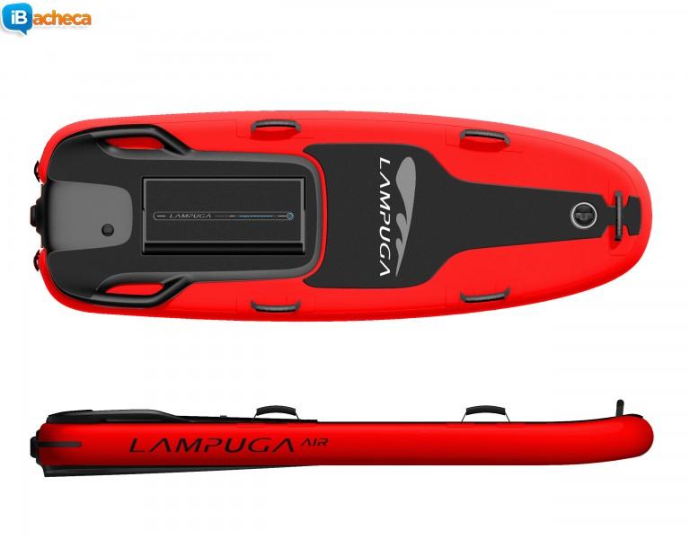 Surf a motore elettrico - Tavola da surf con motore ...
